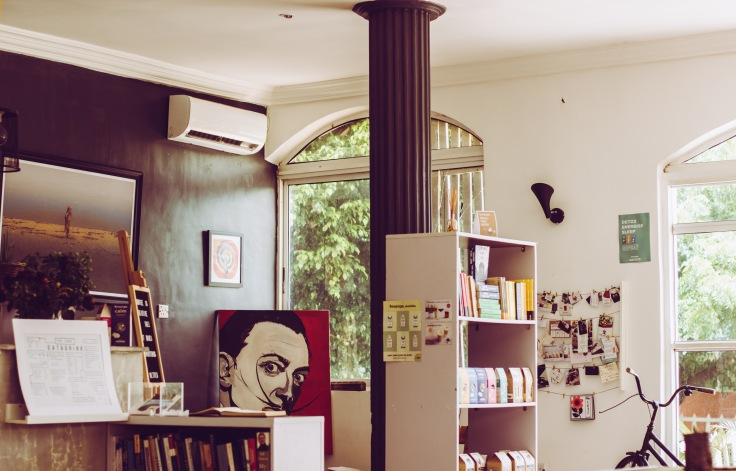 Art shop, coffee shop, bookstore, book stores in abuja, books